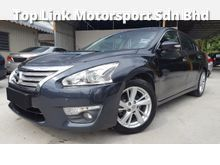 2015 NISSAN TEANA 2.5 (A) FACELIFT SUNROOF YEAR END 2016 CLEARANCE STOCK PROMOTION FREE SMART PHONE