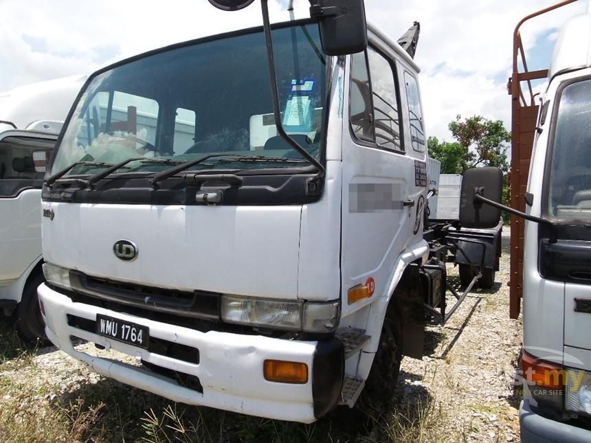 Nissan Ud 2005 In Selangor Manual Lorry Others For Rm