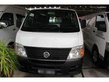 2012 Nissan Urvan 3.0 Panel Van (M)