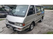 2001 Nissan Vanette 1.5 Elite Window Van