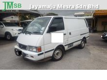 2008 Nissan Vanette 1.5 Panel Van, Aircound, Acc Free, Well Maintain