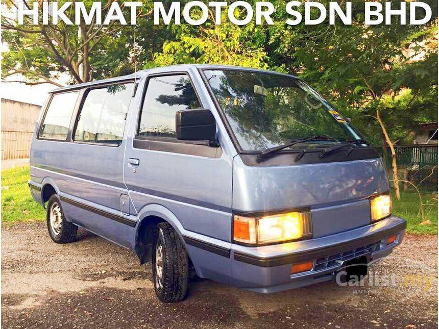 nissan vanette 1999 elite 1 5 in kuala lumpur manual van blue for rm rh carlist my 2013 Nissan Vanette Nissan Versa Note