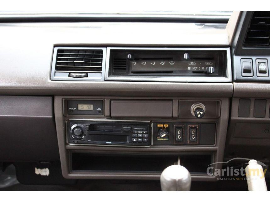 2004 Nissan Vanette Van