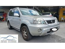 2005 Nissan X-Trail 2.0 (A) Low Mileage