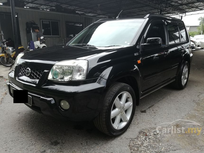 nissan x trail 2004 comfort 2 0 in selangor automatic suv black for rm 25 900 3558113. Black Bedroom Furniture Sets. Home Design Ideas