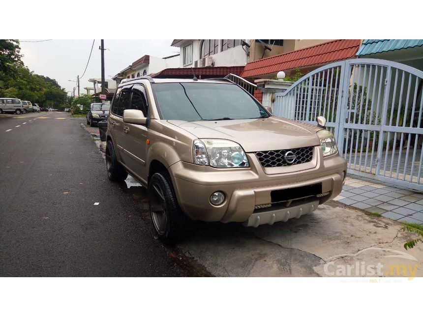 Nissan X Trail Comfort In Selangor Automatic Suv Gold For