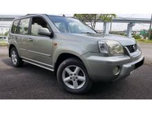 2005 Nissan X-Trail 2.5 - NO PROCESSING FEE - Luxury SUV - FULL SPEC - JUST DRIVE AND NO REPAIR