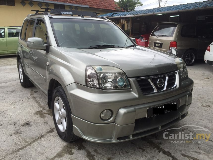 nissan x trail 2005 luxury 2 5 in selangor automatic suv grey for rm 27 800 3352524. Black Bedroom Furniture Sets. Home Design Ideas