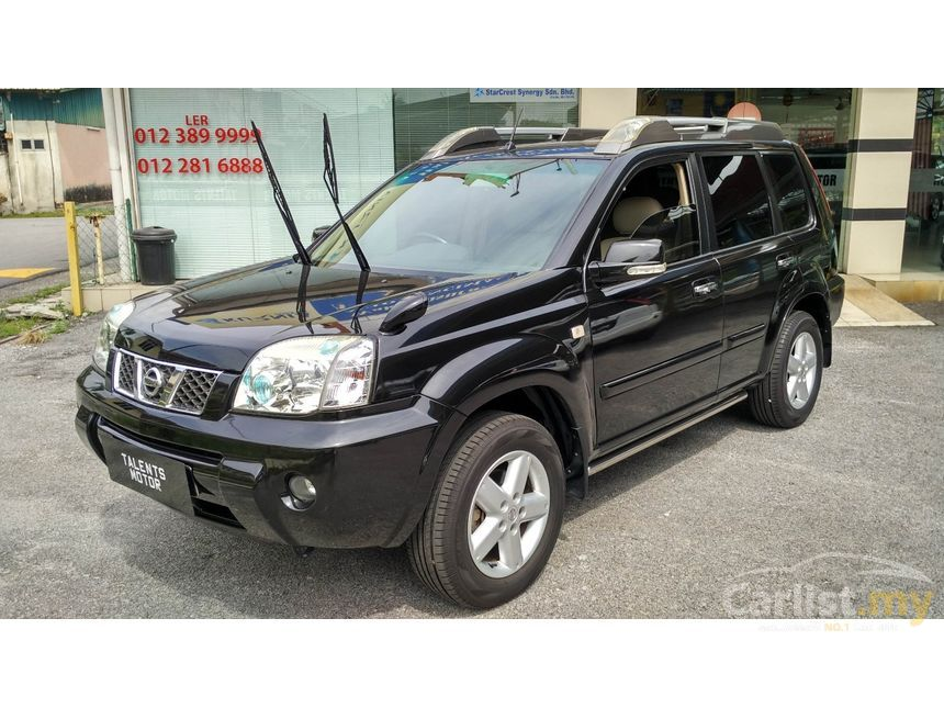 Nissan X Trail Luxury In Selangor Automatic Suv Black For