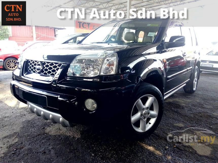2005 Nissan X-Trail Luxury SUV