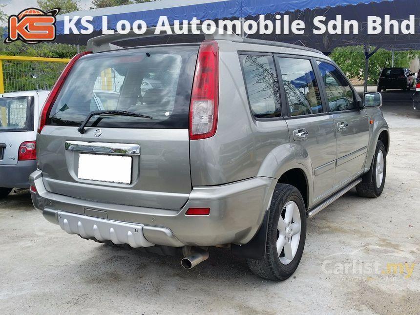 2004 Nissan X-Trail Luxury SUV