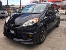 2010 Perodua Alza 1.5 EZ (A) ONE OWNER ACCIDENT FREE
