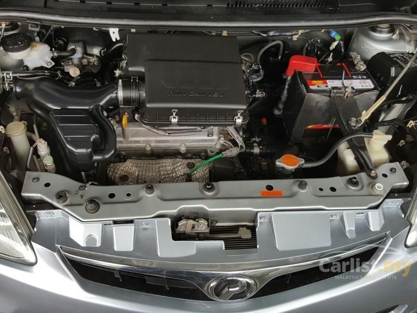 2011 Perodua Alza EZi MPV