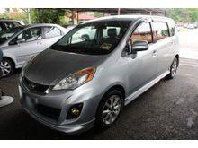 2011 Perodua Alza 1.5 EZi (A)