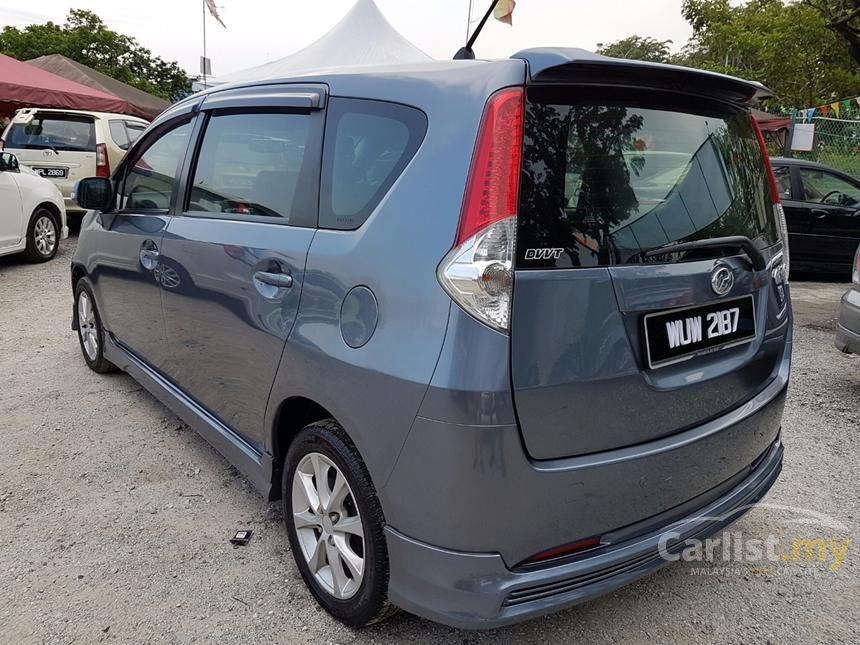 Perodua Alza 2011 EZi 1.5 in Selangor Automatic MPV Grey ...