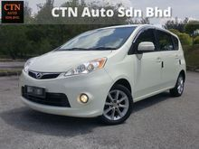 2011 Perodua Alza 1.5 EZi MPV CONFIRM YEAR MAKE TIP TOP CONDITIONS
