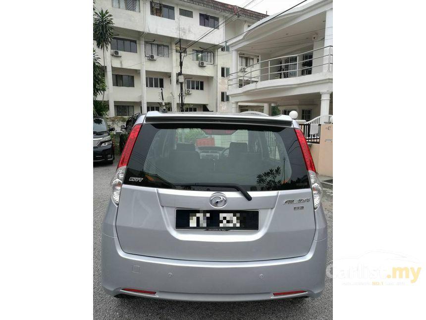 2010 Perodua Alza EZi MPV