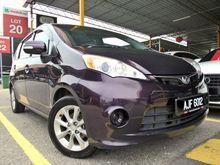 Perodua Alza 1.5 (M) DVVT SX MPV CLEAR STOCK PRICE