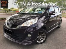 2014 PERODUA ALZA SE 1.5 (A) FULL BODYKIT BEST FAMILY CAR