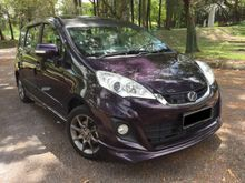 2014 Perodua Alza 1.5 (A) FACELIFT SE