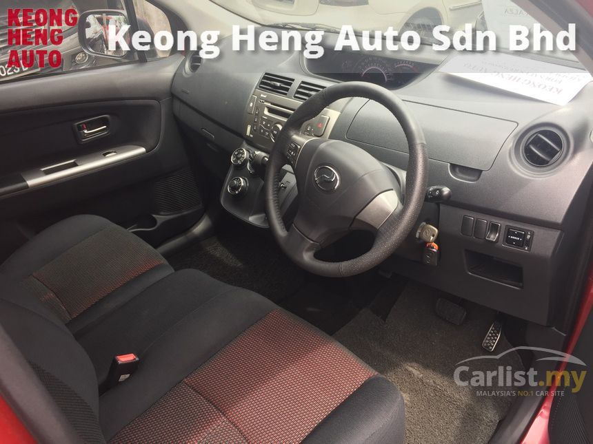 2014 Perodua Alza SE MPV
