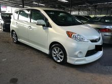 2010 Perodua Alza 1.5 SX (M) TIP TOP CONDITION