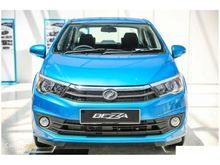2017 Perodua Bezza 1.3 Auto, Call for best promotion and best rebates
