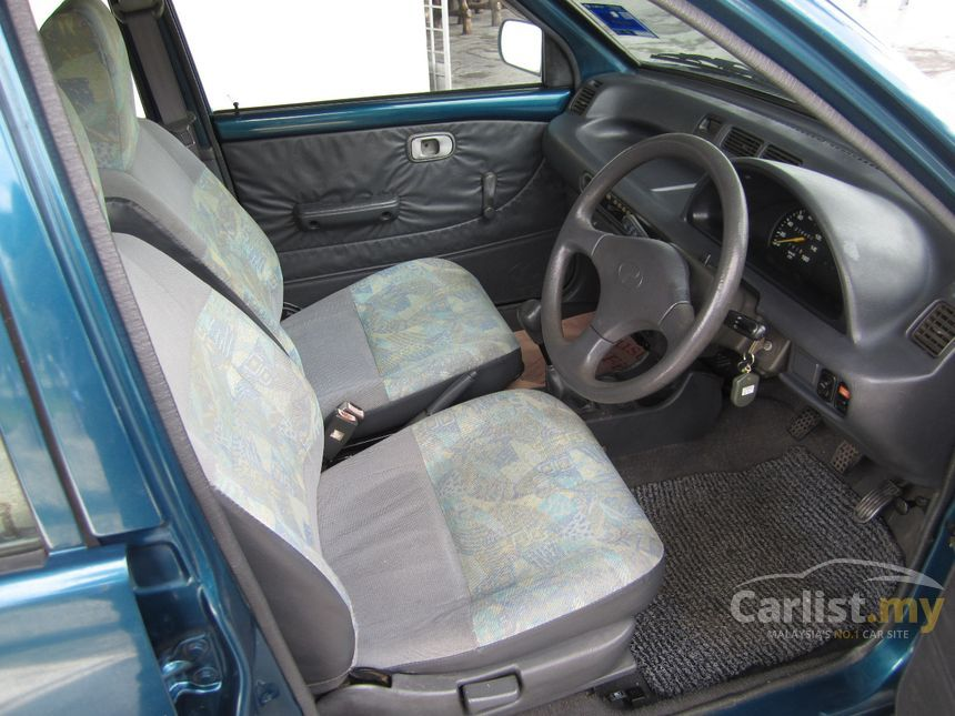 2000 Perodua Kancil 660 Hatchback