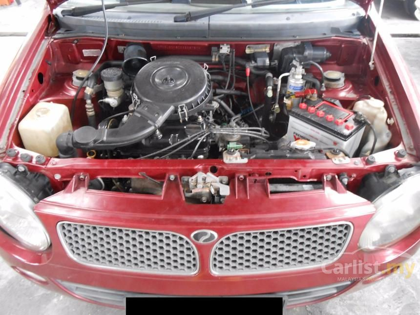 2006 Perodua Kancil 850 Hatchback