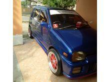 2001 Perodua Kancil 847 850 Hatchback