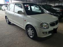 2002 Perodua Kelisa 1.0 ez (A) 1 OWNER