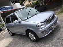 2004 Perodua Kelisa 1.0 (A) ONE OWNER CONDITION
