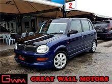 *MINI COOPER BLUE* Perodua Kelisa 1.0 (A) SE 2 SPORT CONVERTION 2006