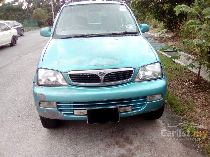 Perodua Kembara Ez In Perak Automatic Suv Blue For Rm