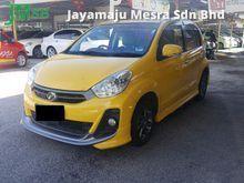 2011 Perodua Myvi 1.5 Extreme (A), Showroom Car, Like New, High Spec, High Loan, Leather, Bodykit, ABS