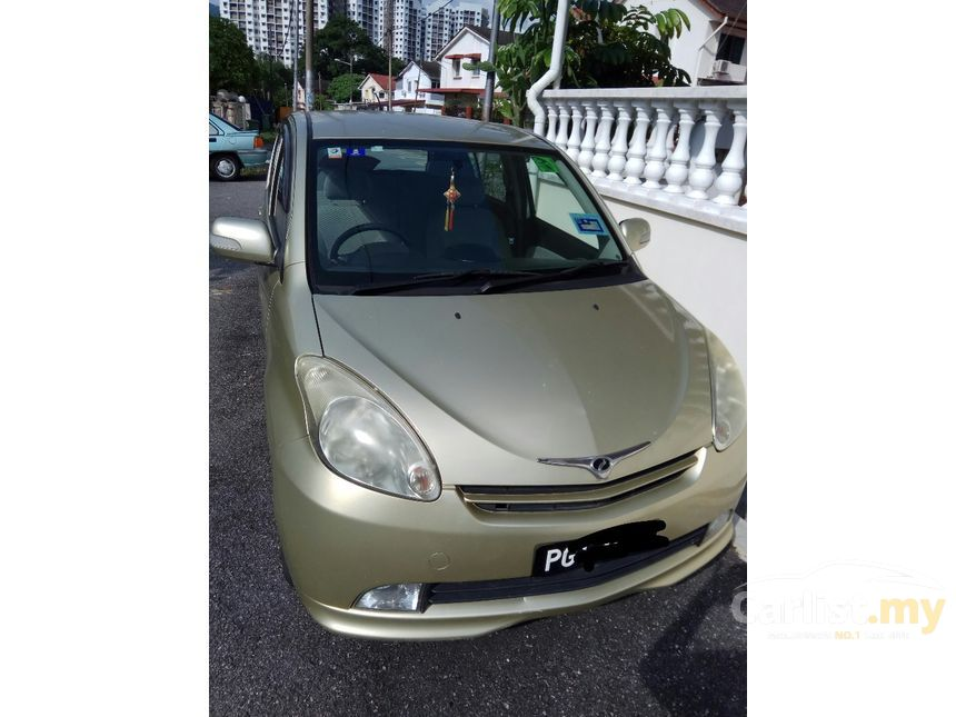 Perodua Myvi 2006 EZ 1.3 in Penang Automatic Hatchback