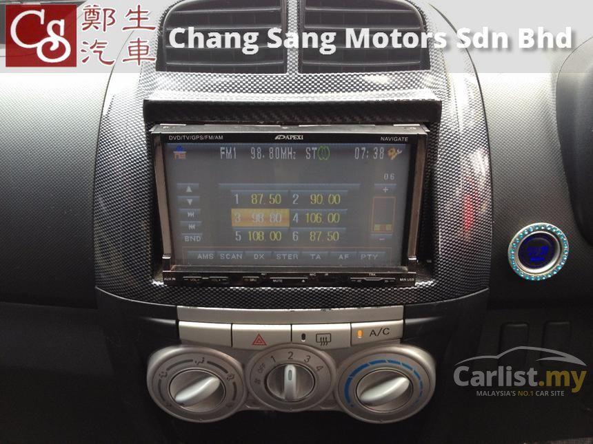 2008 Perodua Myvi EZ Hatchback
