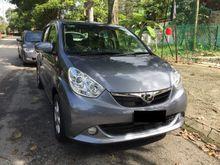2013 Perodua Myvi 1.3 EZi ONE ONWER LOW MILEEAGE FULL SPEC TIP TOP CONDITION