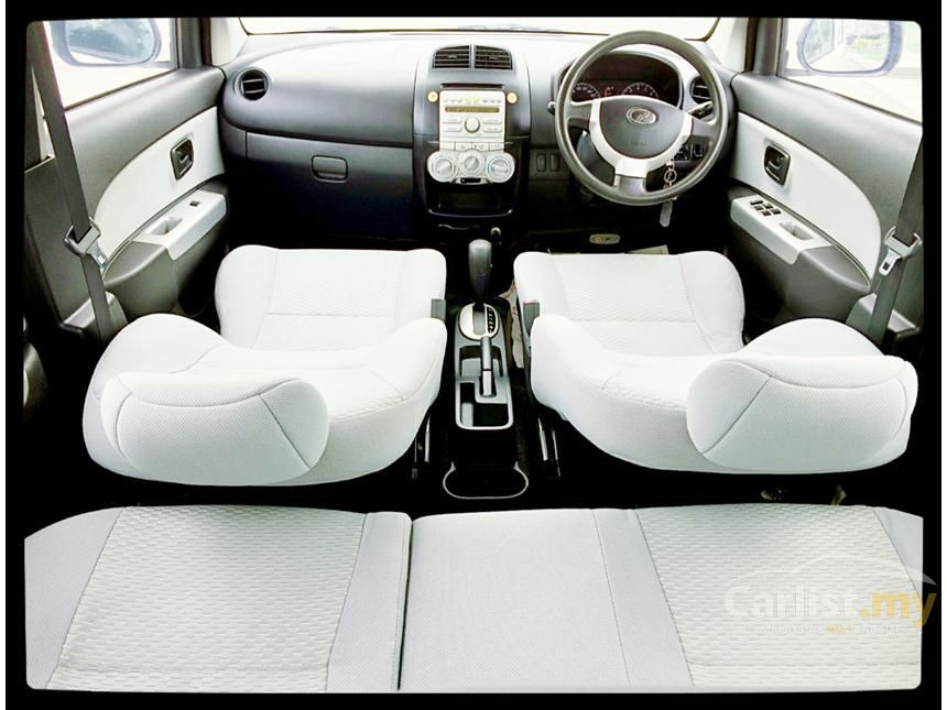 2007 Perodua Myvi EZi Hatchback