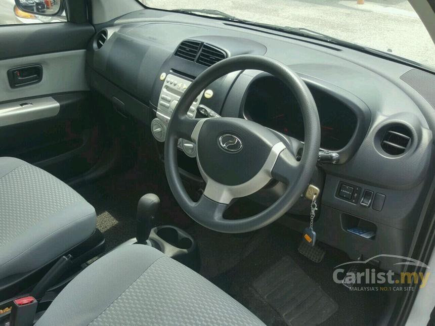 2009 Perodua Myvi EZi Hatchback