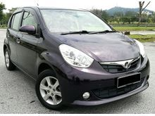 2013 Perodua Myvi 1.3 EZi PREMIUM TIP TOP LIKE NEW