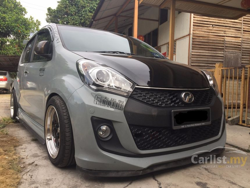 120 Month Auto Loan >> Perodua Myvi 2013 EZi 1.3 in Kuala Lumpur Automatic Hatchback Grey for RM 30,900 - 3517904 ...