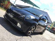 2007 Perodua Myvi 1.3 (A) EZi Hatchback PREMIUM BLACK EDITION AIRBAG ABS