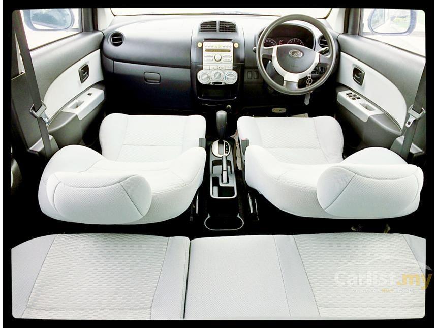 2008 Perodua Myvi EZi Hatchback