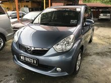 Perodua Myvi 1.3 EZi (A) 2013 1 Lady Owner Only Full Service by Perodua Very TipTop Condition