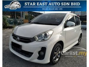 2014 PERODUA MYVI 1.5 SE (A) --- TOUCHSCREEN RADIO --- BODY LIKE NEW