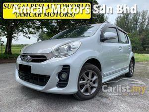 2013 Perodua Myvi 1.5 SE Hatchback NAVI LOW MILEAGE ONE LADY OWNER