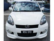 (REAL YR 2009 ) Perodua Myvi 1.3 SE SPECIAL EDITION, LOW MILEAGE, ORIGINAL PAINT, BLACK LIST OK