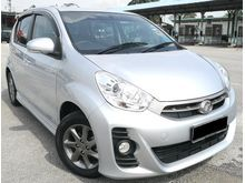 2014 Perodua Myvi 1.5 SE (A) TIP TOP LIKE NEW