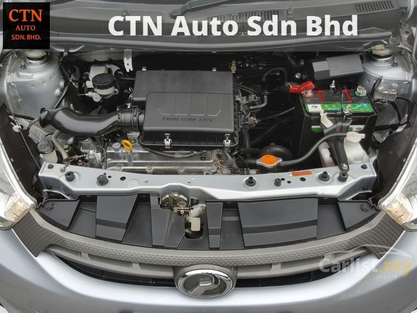 2014 Perodua Myvi SE Hatchback